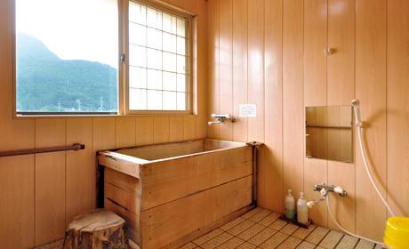 写真:貸し切り風呂